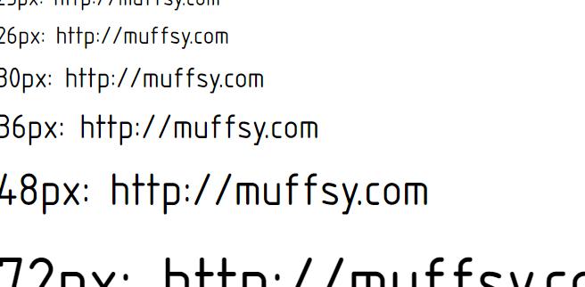 Muffsy Phono Kits - open source