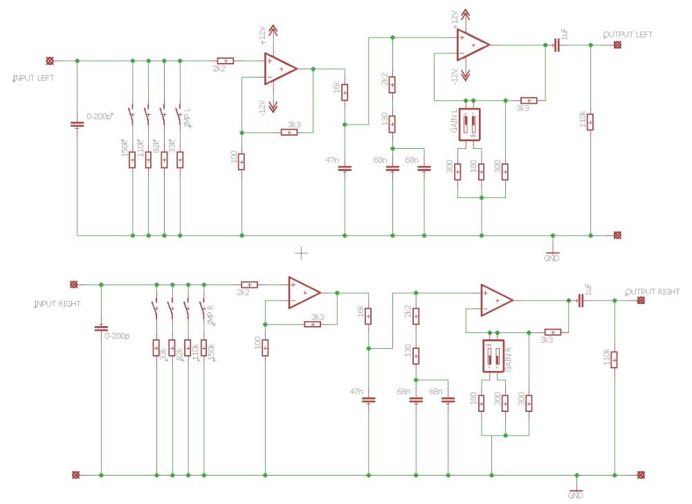 muffsy phono kits schematics